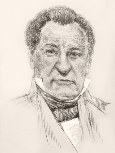 <strong>Kiryakov Klavdiy Afanasyevich</strong><br/> (1792— after 1863)