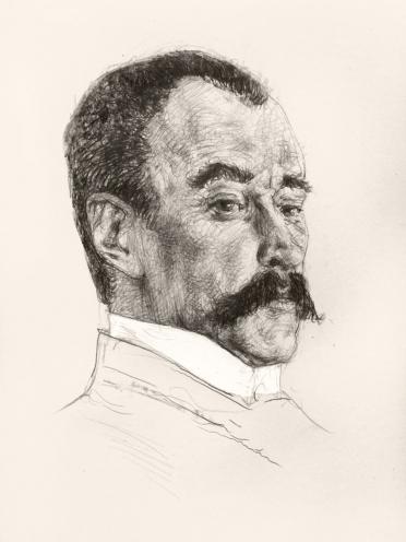 <strong>Prince Golitsyn Vladimir Mikhailovich</strong><br/> (1847–1932)