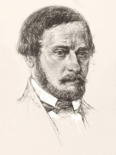 <strong>Goutchkov Efim Fedorovych</strong><br /> (1805–1859)