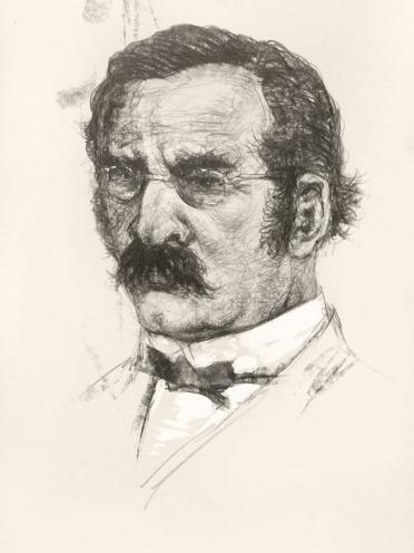 <strong>Prince Tcherkassky Vladimir Alexandrovych</strong><br /> (1824–1878)