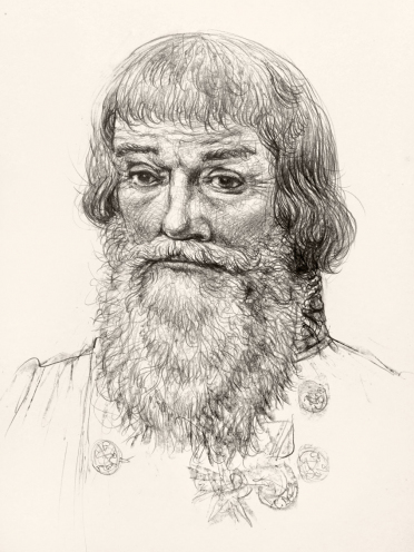 <strong>Chestov Andrey Pétrovych</strong><br /> (1783–1847)
