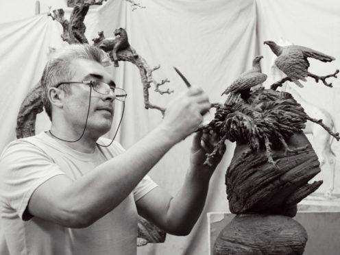 Oleg Zakomorny. Eagle Nest