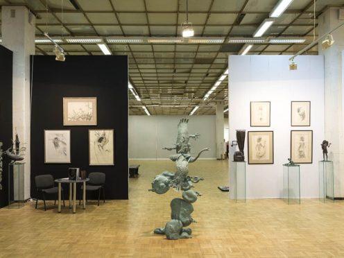 Выставка Олега Закоморного в ЦДХ, 8–24 ноября 2016