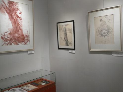 Персональная выставка Олега Закоморного в Доме Н.В.Гоголя, июнь— сентябрь 2016г.
