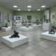 Персональная выставка «Два пространства в творчестве скульптора Олега Закоморного» в галерееКостромского музея-заповедника,ноябрь 2016 года — февраль 2017