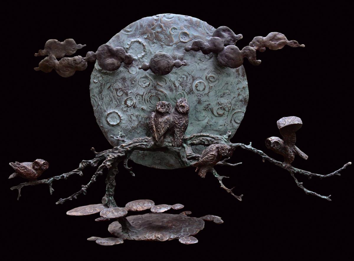 Les hiboux de lune