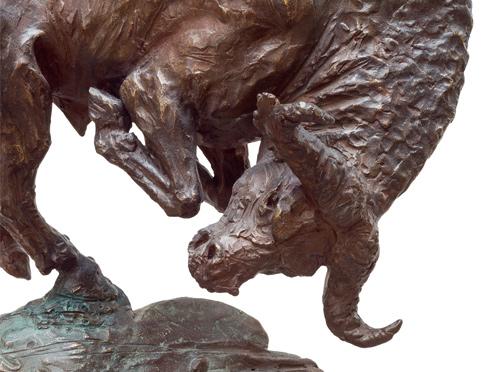 Le taureau et le tigre