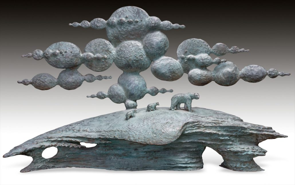 «Равновесие» — выставка Олега Закоморного