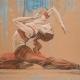 """Oleg Zakomorny. Oksana Kardash. Ballet """"Bayadere""""; 2017"""