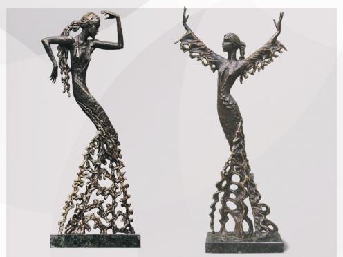 Закоморный. «Вдохновение Скульптурой» — презентация выставки Российской Академии Художеств